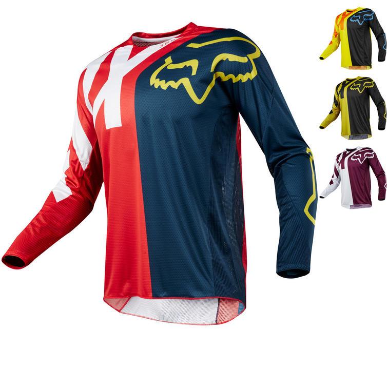Fox Racing 360 Preme Motocross Jersey