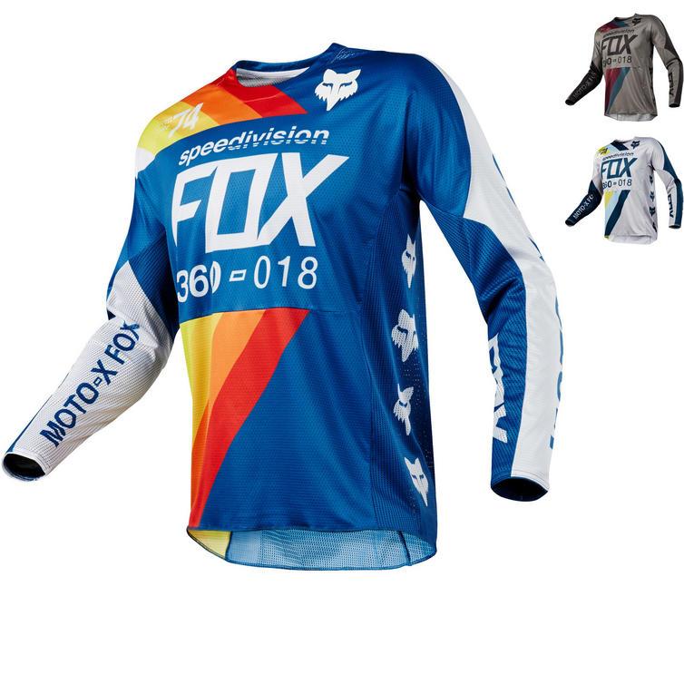 Fox Racing 360 Draftr Motocross Jersey
