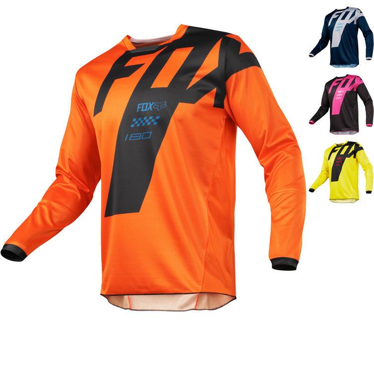 Fox Racing 180 Mastar Motocross Jersey