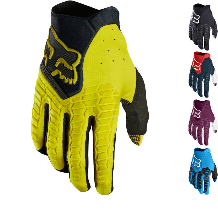 Fox Racing Pawtector Motocross Gloves