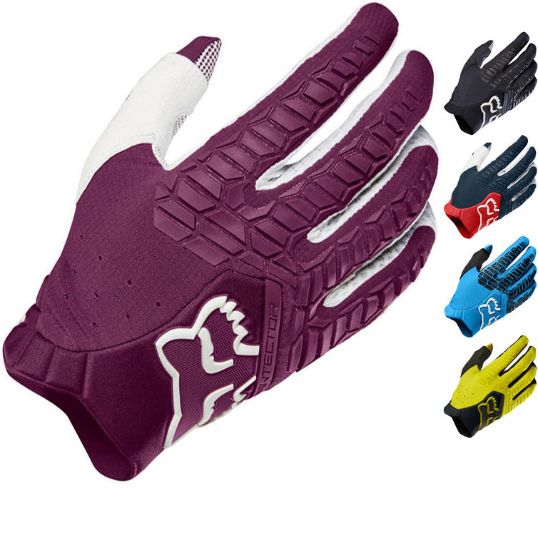Fox Racing Pawtector Motocross Gloves