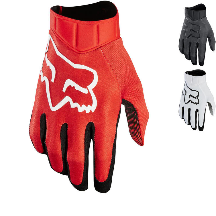 Fox Racing Airline Race Motocross Gloves