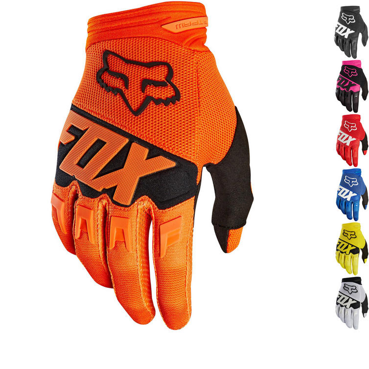 Fox Racing Dirtpaw Race Motocross Gloves