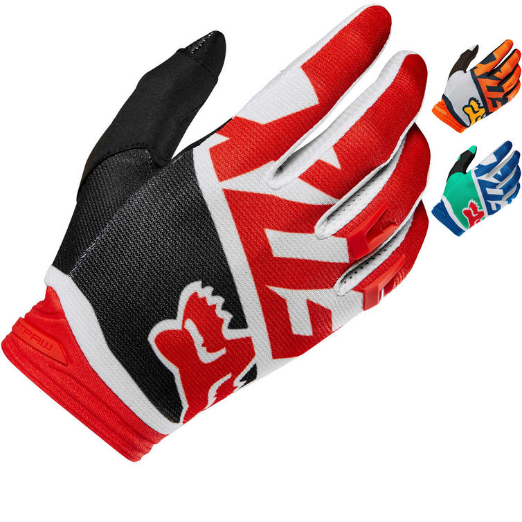 Fox Racing Dirtpaw Sayak Motocross Gloves