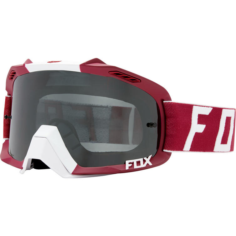 Fox Racing Air Defence Preest Motocross Goggles