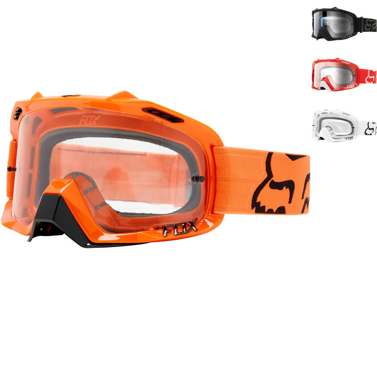 Fox Racing Air Defence Motocross Goggles