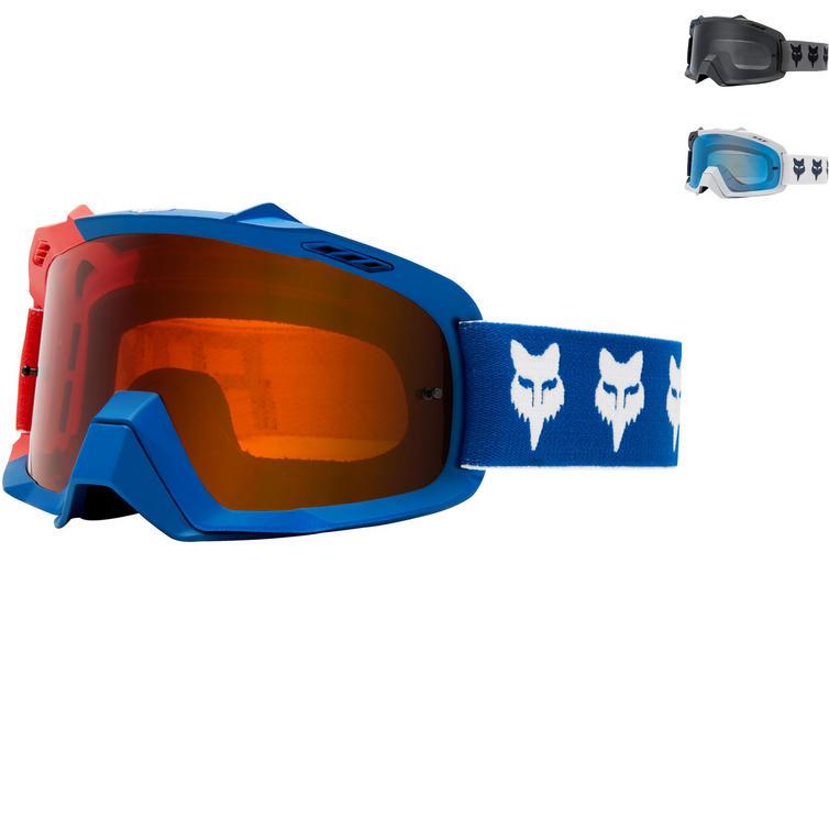 Fox Racing Air Space Draftr Motocross Goggles