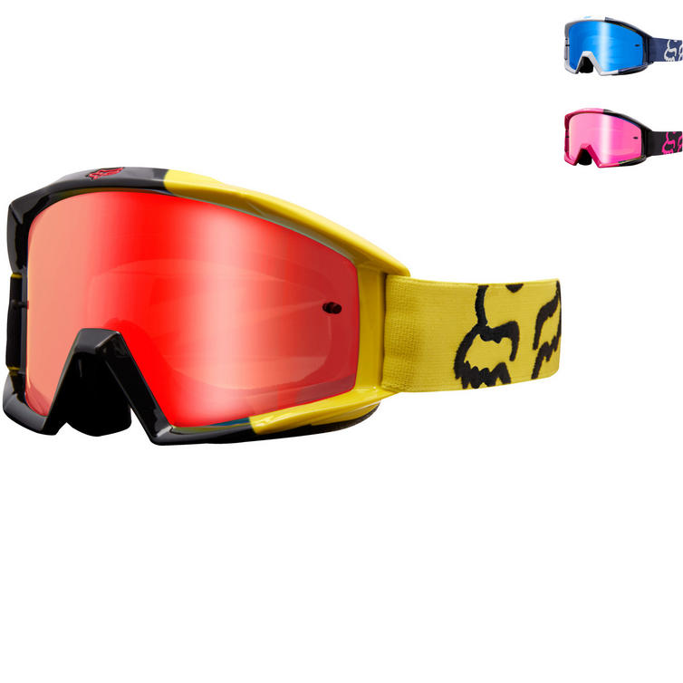 Fox Racing Main Mastar Motocross Goggles