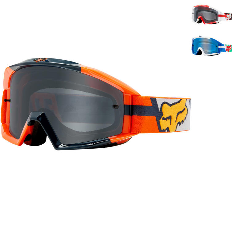 Fox Racing Main Sayak Motocross Goggles
