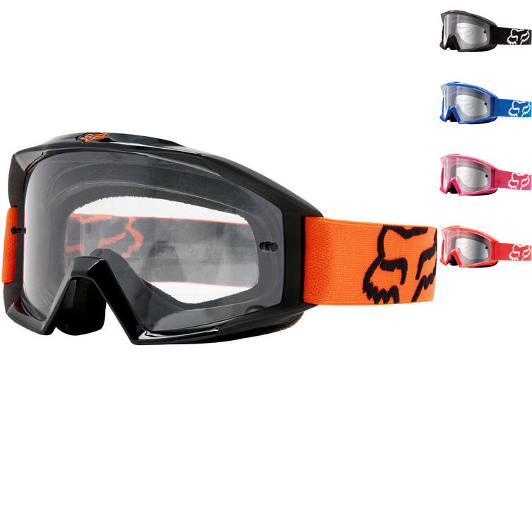 Fox Racing Main Motocross Goggles