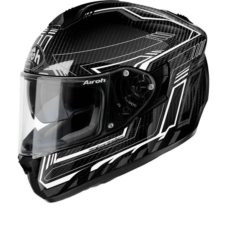 Airoh ST 701 Safety Full Carbon Motorcycle Helmet