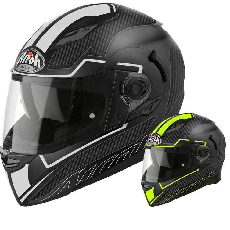 Airoh Movement S Faster Motorcycle Helmet