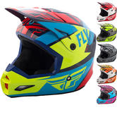 Fly Racing 2018 Elite Guild Motocross Helmet