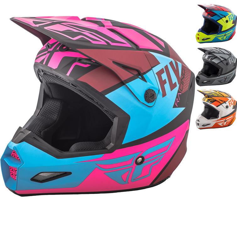 Fly Racing 2018 Elite Guild Youth Motocross Helmet