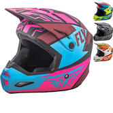 Fly Racing 2018 Elite Guild Youth Motocross Helmet