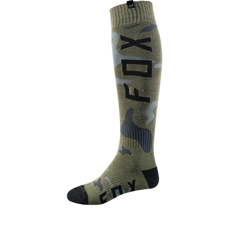 Fox Racing Coolmax Thin Camo Motocross Socks