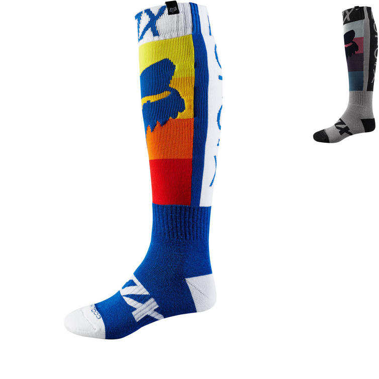 Fox Racing Coolmax Thin Draftr Motocross Socks