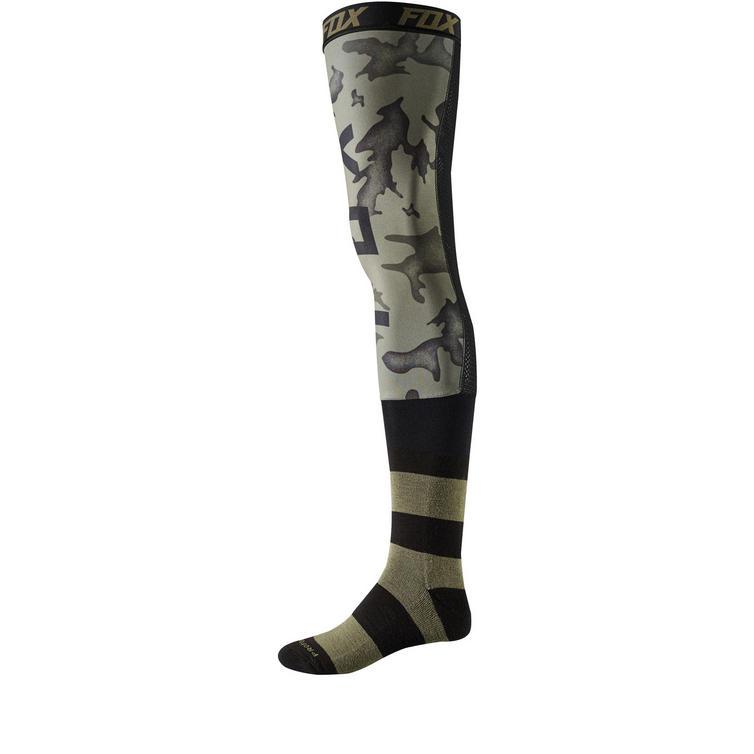 Fox Racing Proforma Camo Knee Brace Socks