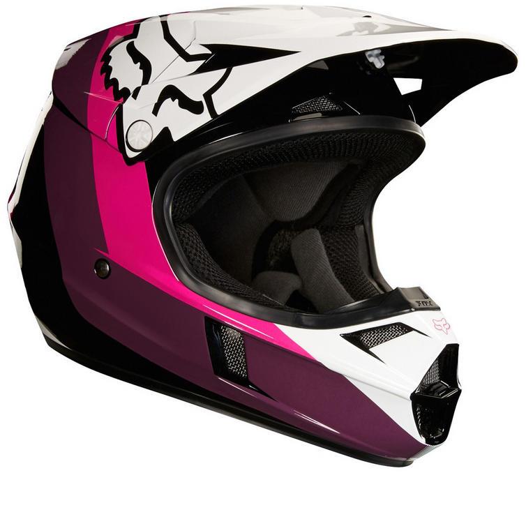 Fox Racing Youth V1 Halyn Motocross Helmet