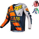 Fox Racing Youth 180 Sayak Motocross Jersey