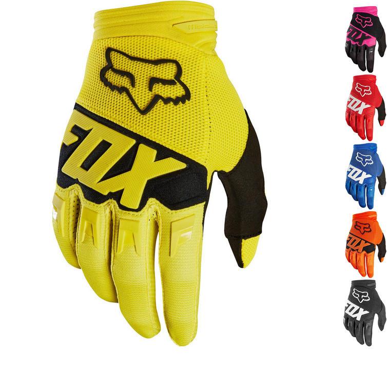 Fox Racing Youth Dirtpaw Race Motocross Gloves