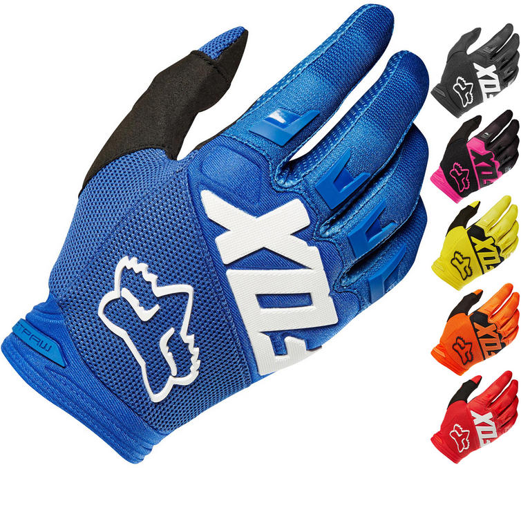 Fox Racing Youth Dirtpaw Race Motocross Gloves