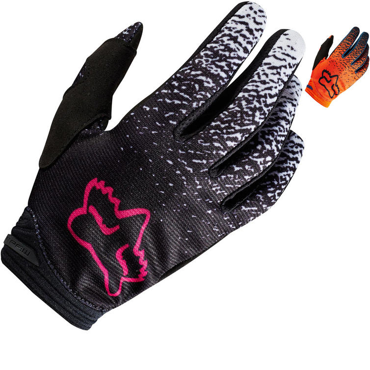 Fox Racing Youth Girls Dirtpaw Motocross Gloves