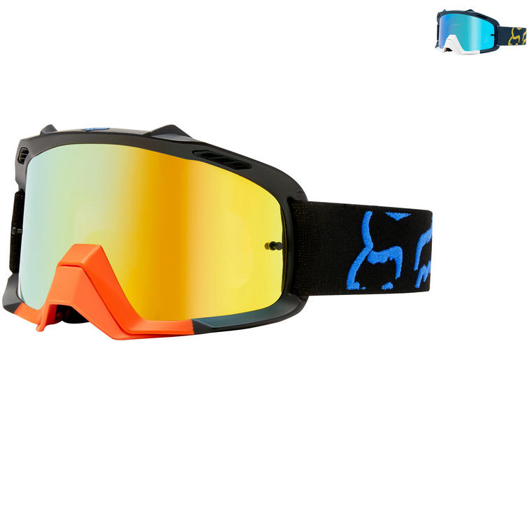 Fox Racing Youth Air Space Preme Motocross Goggles