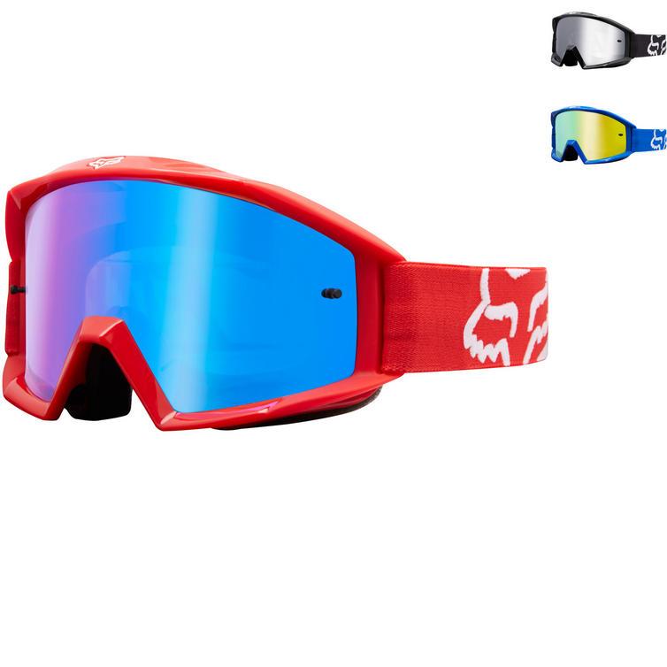Fox Racing Youth Main Race Motocross Goggles