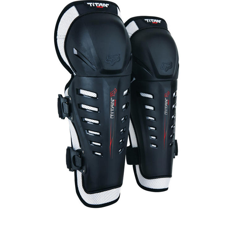 Fox Racing Youth Titan Race Knee/Shin Guards