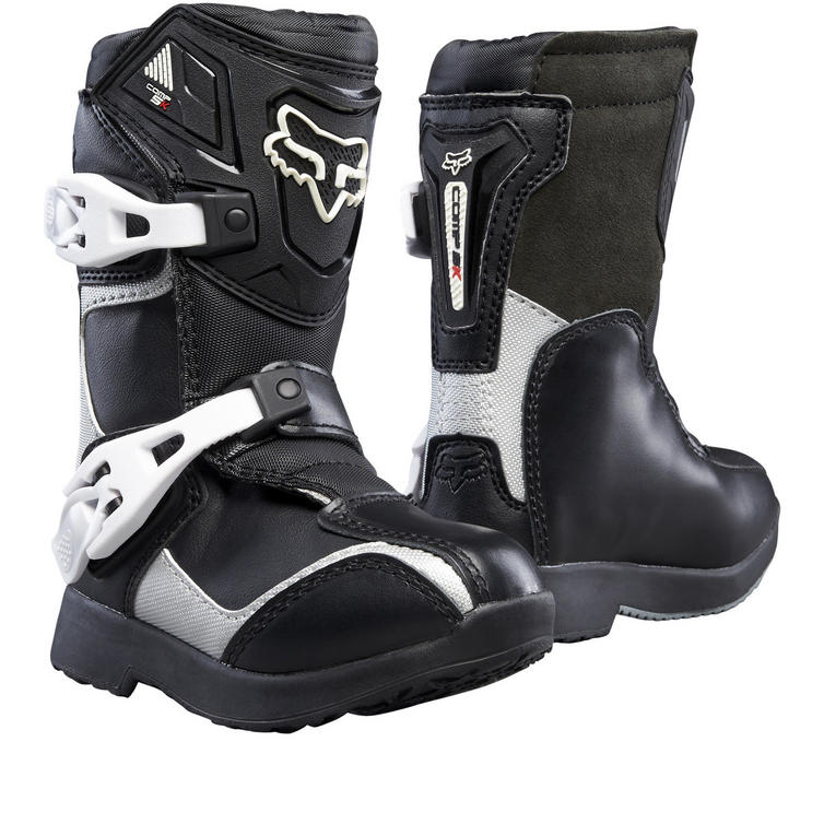 Fox Racing Peewee Kids Comp 5K Motocross Boots