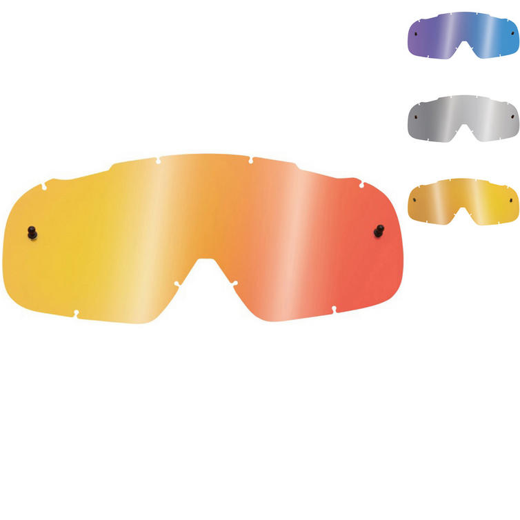 Fox Racing Air Defence Goggle Lens Spark