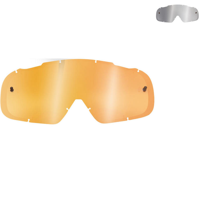 Fox Racing Air Space Goggle Lens Dual