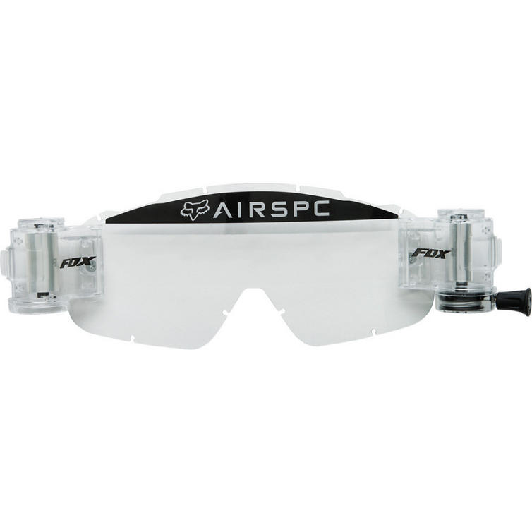 Fox Racing Air Space Rip N Roll Total Vision System