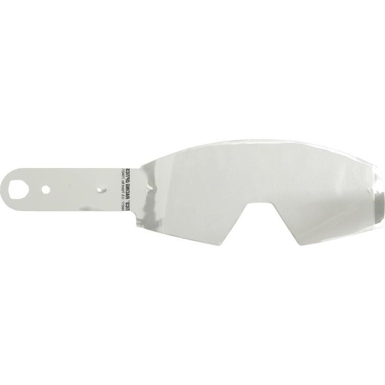 Fox Racing Main Goggle Laminated Tear-Offs (14pcs)