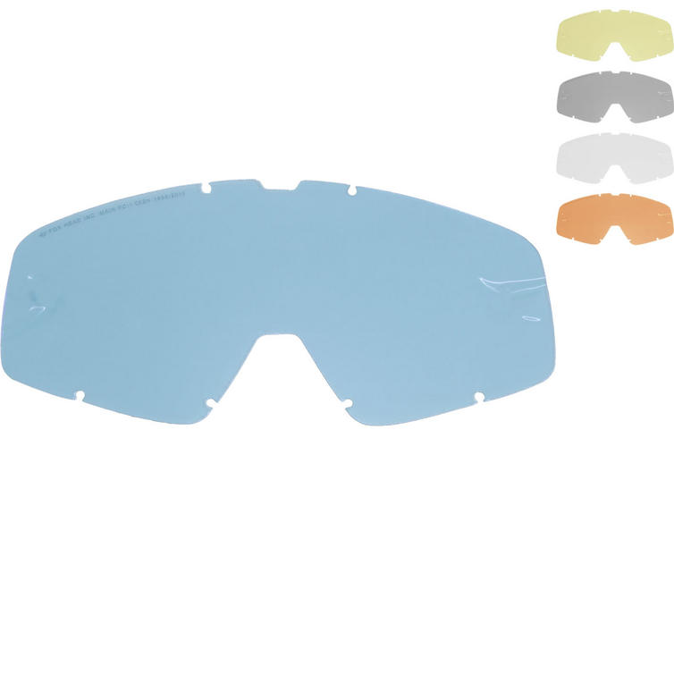 a624cdf2499 Fox Racing Youth Main Goggle Lens - New Arrivals - Ghostbikes.com