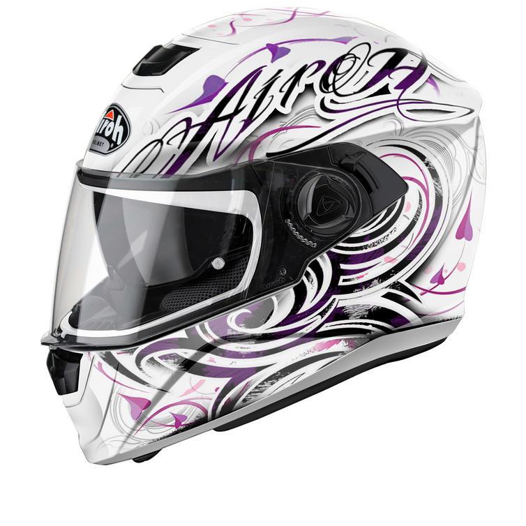 Airoh Storm Poison Ladies Motorcycle Helmet