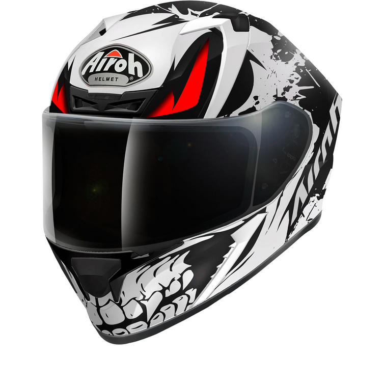 Airoh Valor Bone Motorcycle Helmet