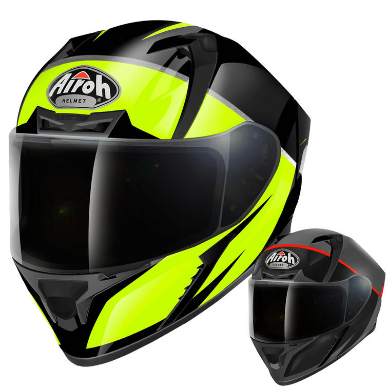 Airoh Valor Eclipse Motorcycle Helmet