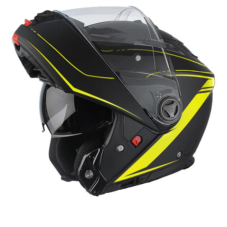 Airoh Phantom S Lead Flip Front Motorcycle Helmet