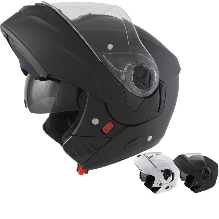 Airoh Rides Color Flip Front Motorcycle Helmet