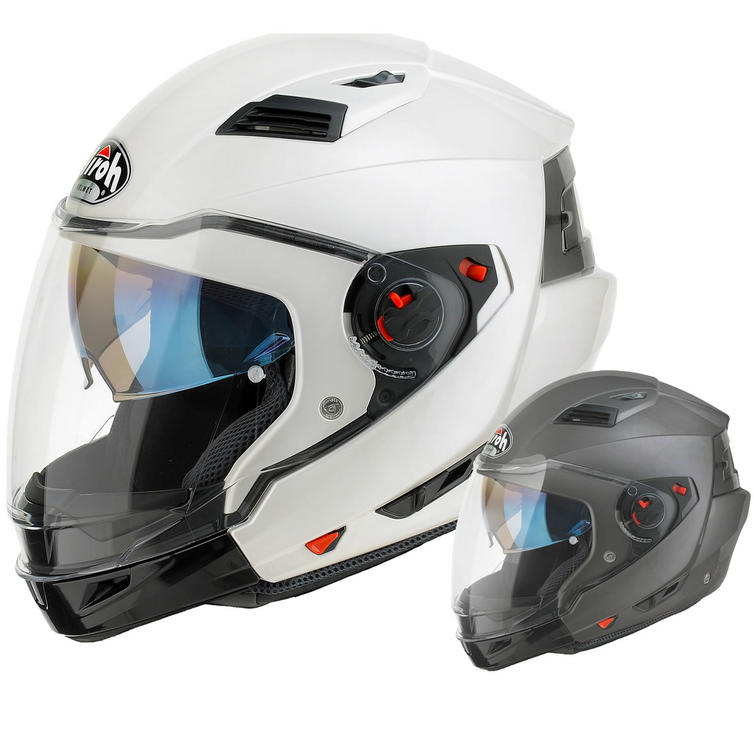 Airoh Executive Color Convertible Motorcycle Helmet