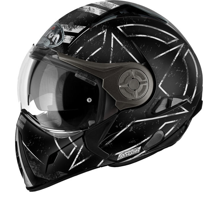Airoh J 106 Command Convertible Motorcycle Helmet