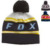 Fox Racing Black Diamond Pom Beanie