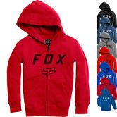 Fox Racing Youth Legacy Moth Zip Fleece Hoodie