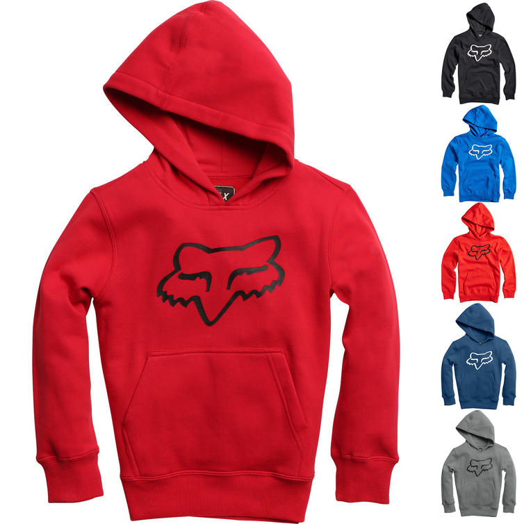 Fox Racing Youth Legacy Pullover Fleece Hoodie