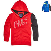 Fox Racing Youth Moto Vation Zip Fleece Hoodie