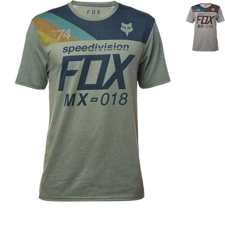 Fox Racing Accordingly Short Sleeve Tech T-Shirt