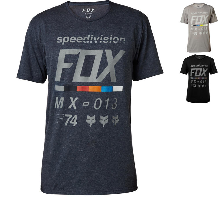 Fox Racing Draftr Short Sleeve Tech T-Shirt