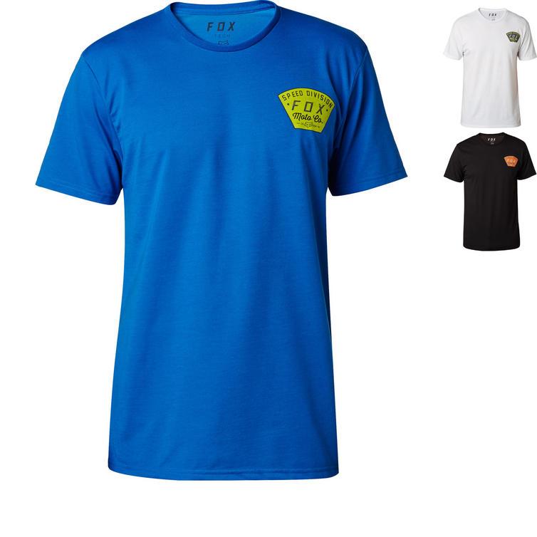 Fox Racing Seek And Construct Short Sleeve Tech T-Shirt